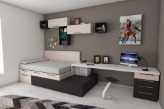 Boy Teen Room