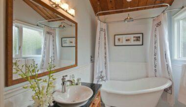 Exciting Bathtub Shower Combo Ideas For Wonderful Bathroom Area Design 9