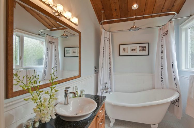 Exciting Bathtub Shower Combo Ideas For Wonderful Bathroom Area Design 3