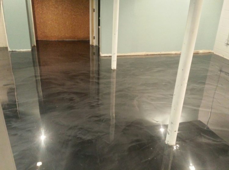 Basement Floor Paint