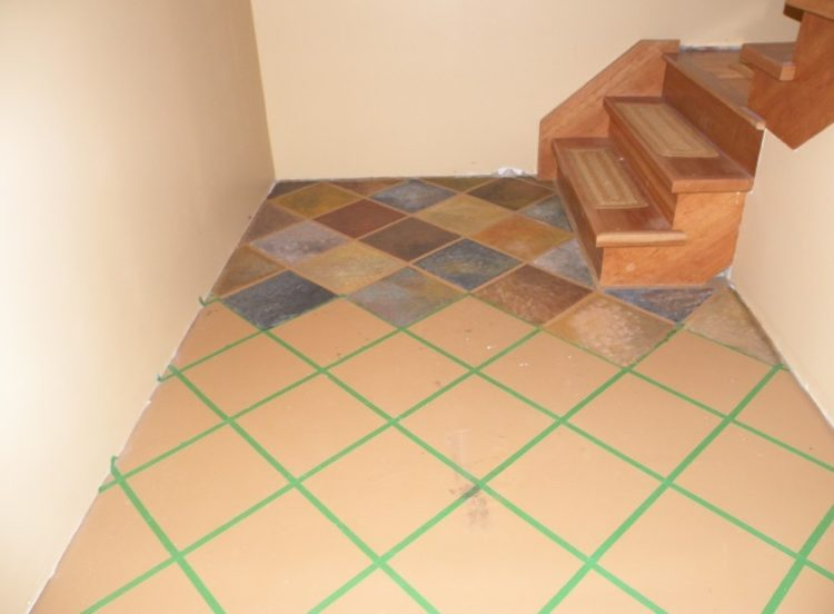 Basement Flooring Paint