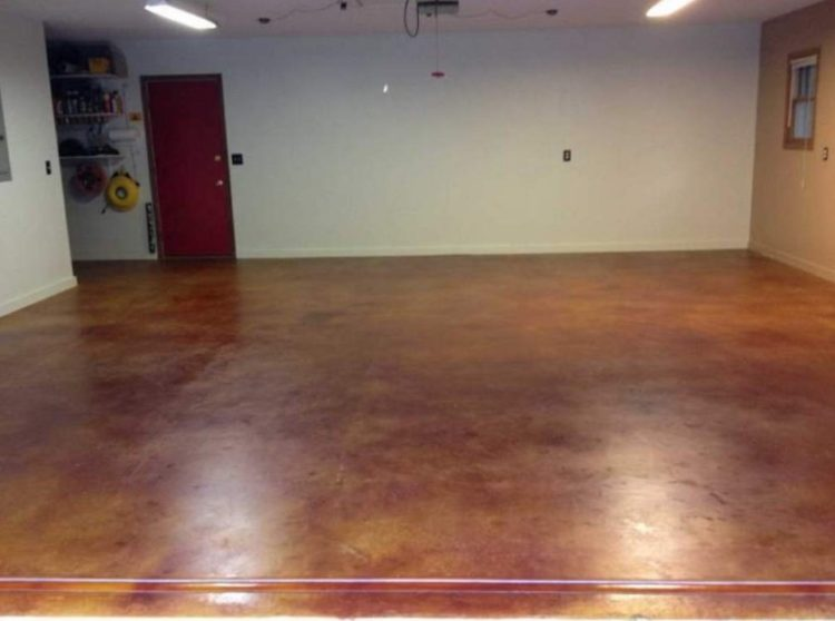 Basement Flooring Paint Pics