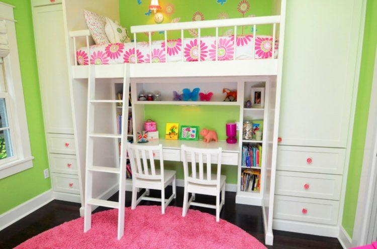 Built-In Bunk Beds Ideas