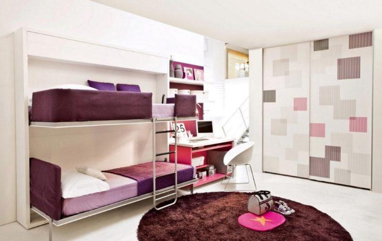 Kids Built-In Bunk Beds Ideas