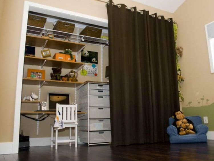 21 Fascinating Closet Door Ideas Suggestions For Modern Home Design 11