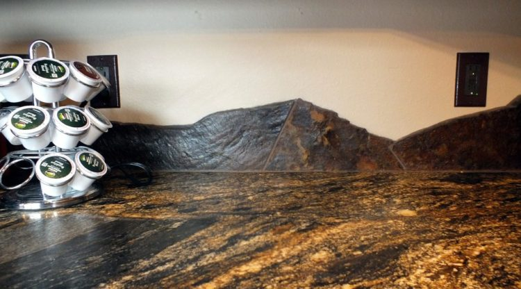 Cool Slate Countertops