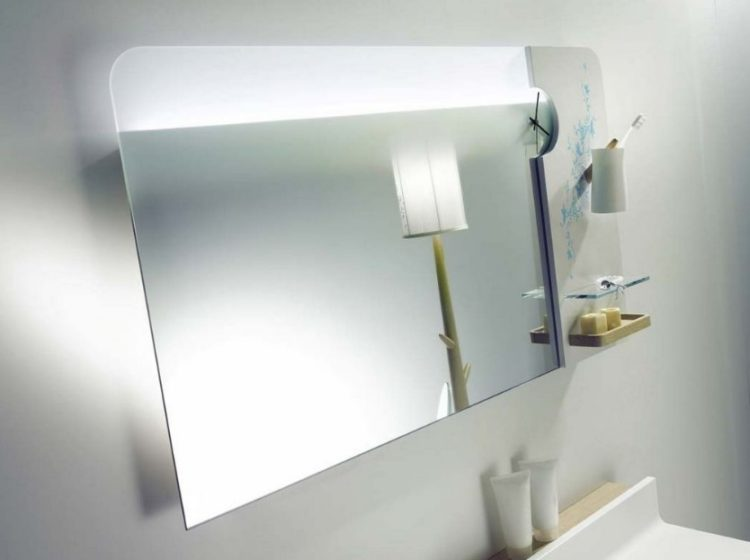 Enjoy Your Bath Time With These Beautiful Design of Bathroom Mirror Ideas 10