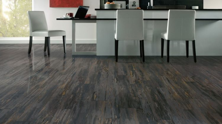 Cool Dark Wood Floors