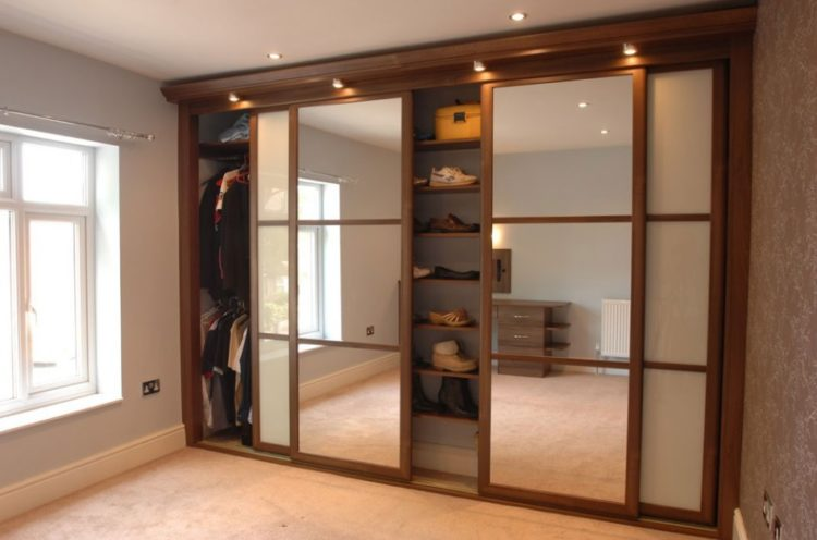 Fascinating Closet Door Ideas Suggestions For Modern Home Design