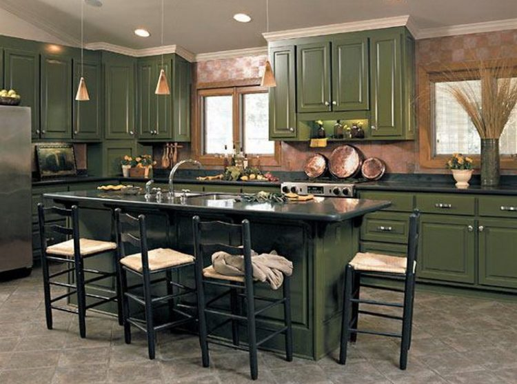 Living the Rusty Life with These Wonderful Rustic Looking Kitchen 9