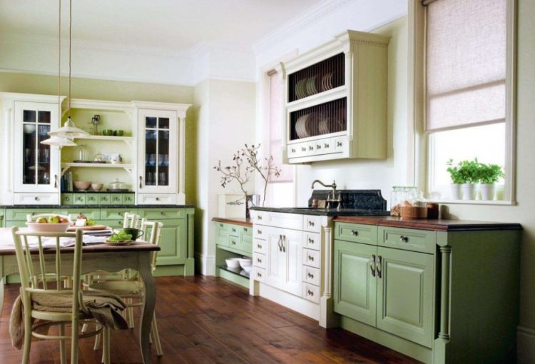 Green Kitchen Cabinets Design That Will Change Your State of Mind