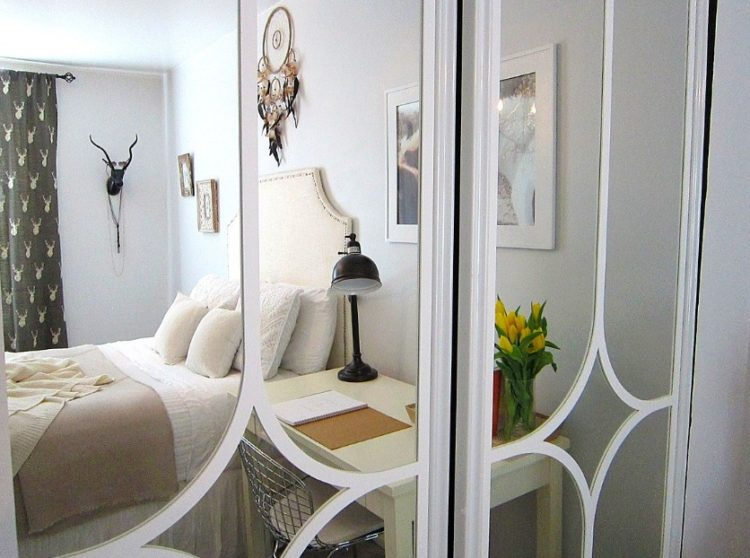 21 Fascinating Closet Door Ideas Suggestions For Modern Home Design 17
