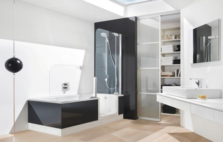 Bathtub Shower Combo Ideas