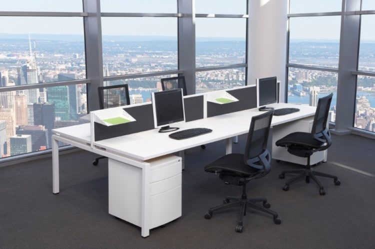 Two Person Desk Design