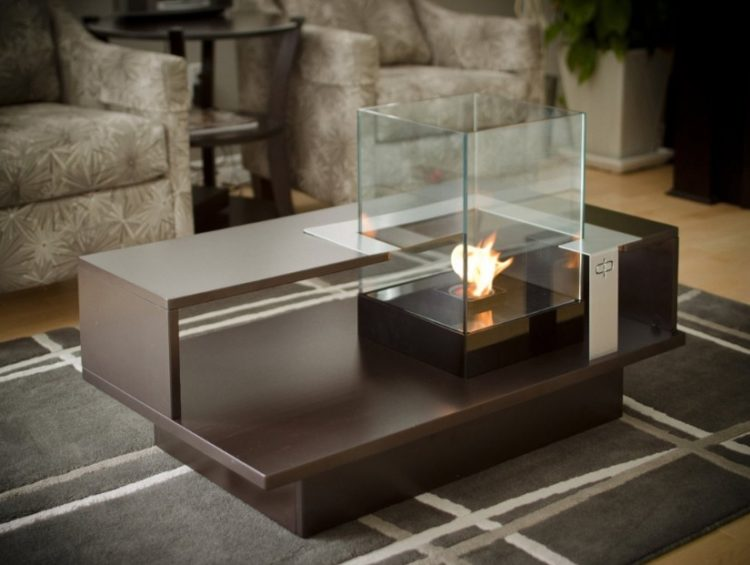 Unique Coffee Table Design in Your Enchanting Living Room Area 6
