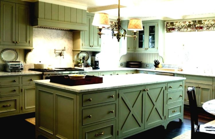rustic green kitchen cabinets kitchen awesome furniture with vintage distressed green 25742