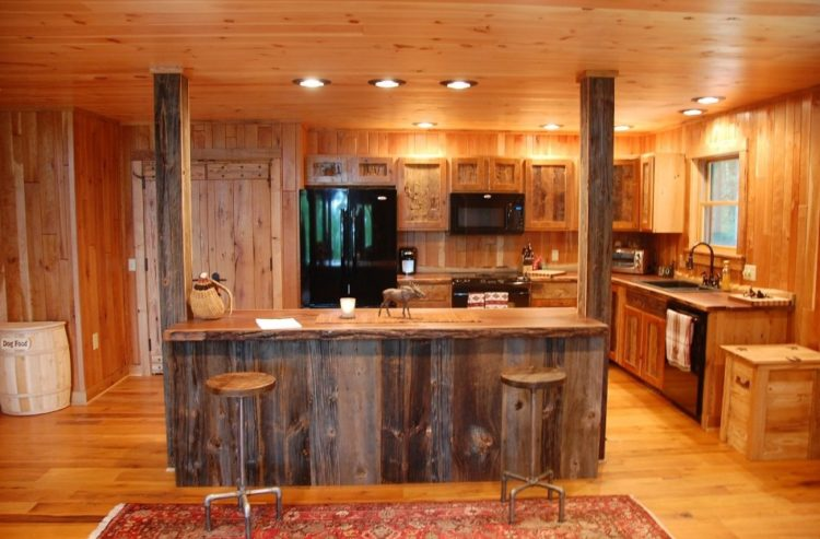 Living the Rusty Life with These Wonderful Rustic Looking Kitchen 5
