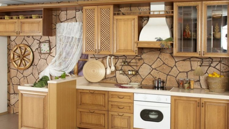 rustic kitchen cabinet designs. Rustic Kitchen Cabinets Ideas 15 Kick Away The Futuristic and