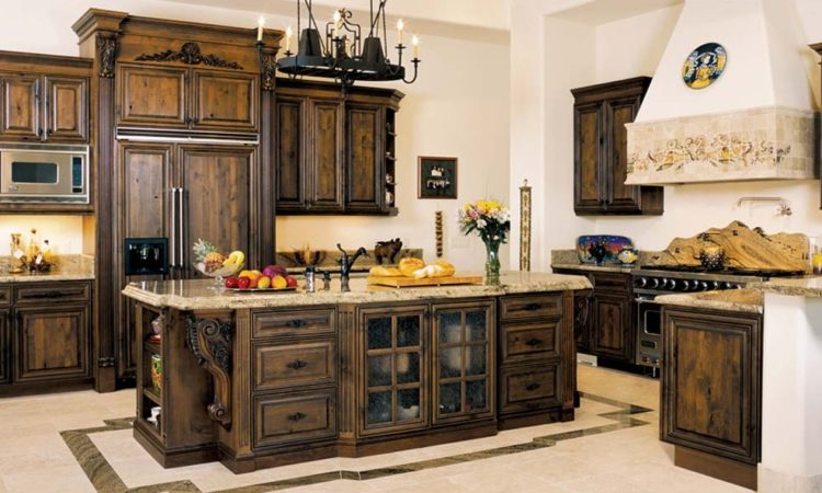 Living the Rusty Life with These Wonderful Rustic Looking Kitchen 4