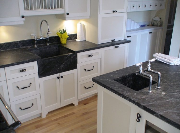 Fascinating Slate Countertops Ideas