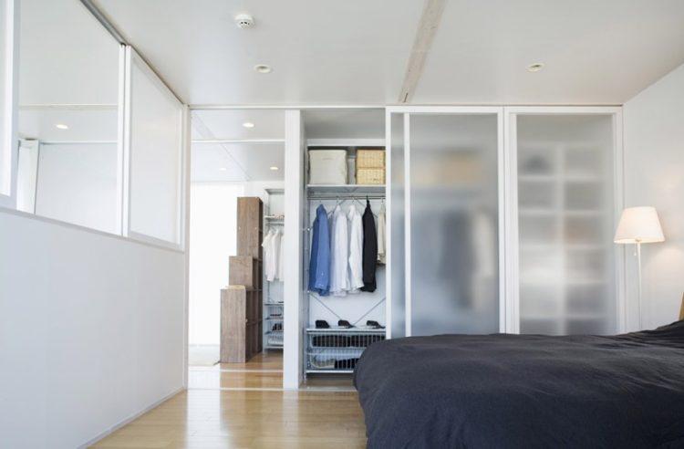 Simple Closet Door Ideas Design Via Home Designing.com