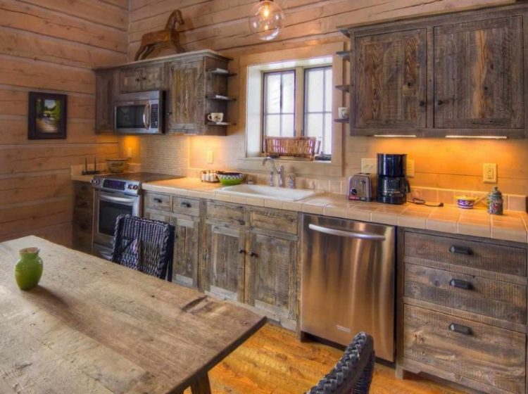 Rustic Cabinet Ideas 15 rustic kitchen cabinets ideas kick away the futuristic and