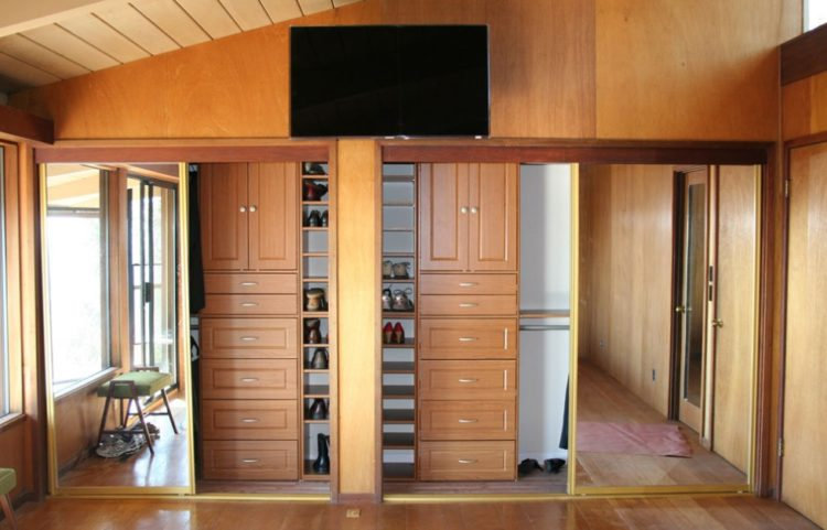 21 Fascinating Closet Door Ideas Suggestions For Modern Home Design 12