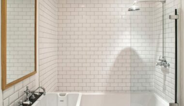 17 Awesome Subway Tile Shower to Beautify Your Bathroom 2