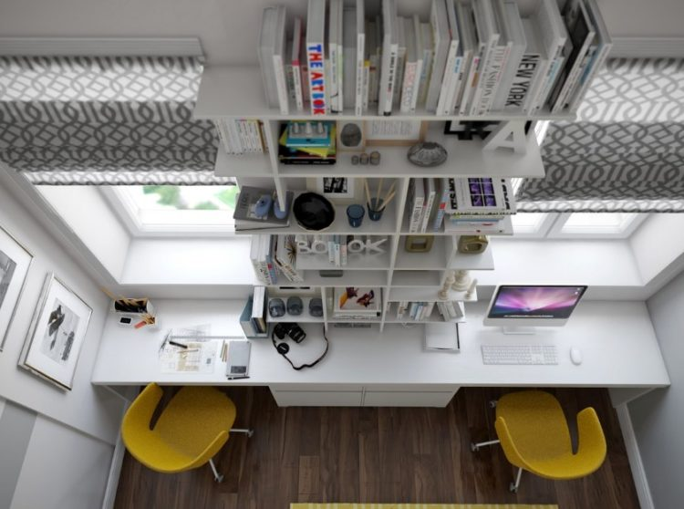 Two Person Desk Inspirations