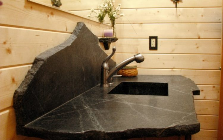 Slate Kitchen Counters slate countertops design ideas for generate more valuable cooking time