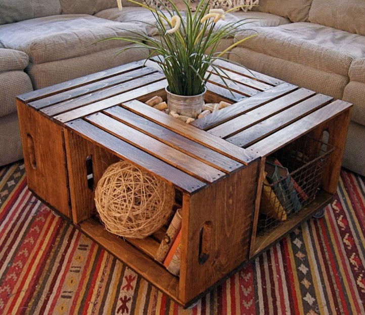 Unique Coffee Table Design in Your Enchanting Living Room Area 8