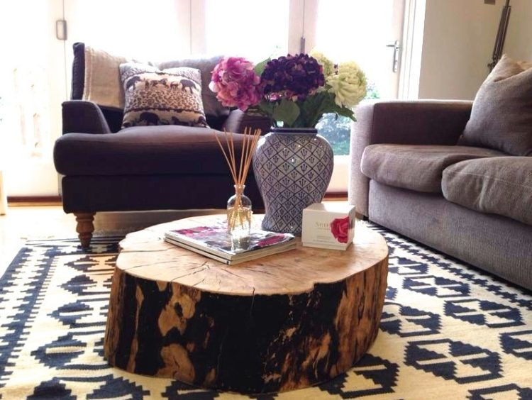 Unique Coffee Table Design in Your Enchanting Living Room Area 10