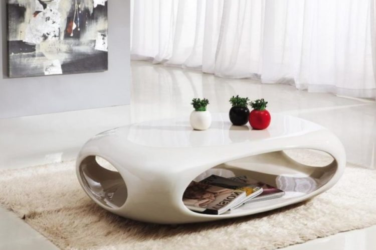 Unique Coffee Table Design in Your Enchanting Living Room Area 9