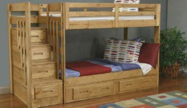 15+ Built-In Bunk Beds Ideas for Comfortable Bedroom 7