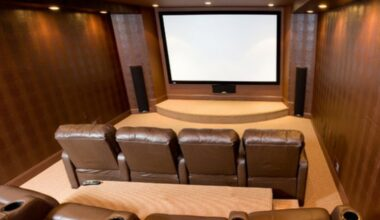 5 Common Mistakes that Can Give You Big Problem in Creating A Home Theater Room 3