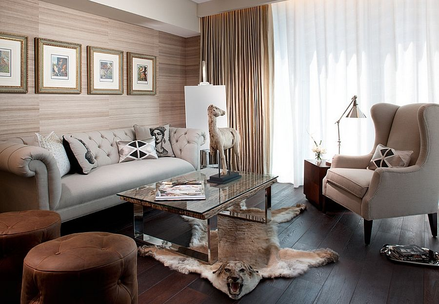Coffee Table Male Living Space Ideas