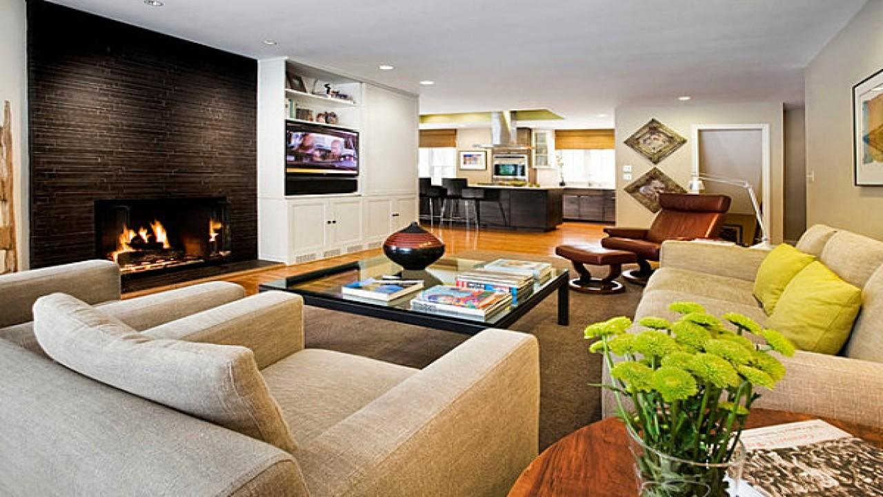 Family Man Male Living Space Style