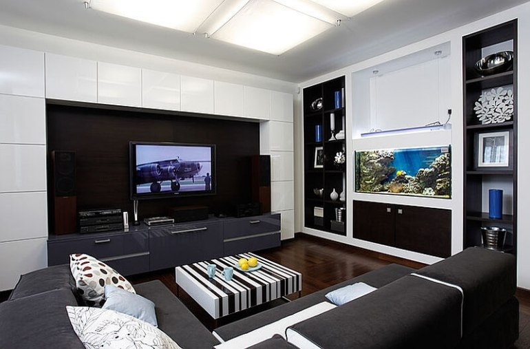 Fantasy Male Living Space