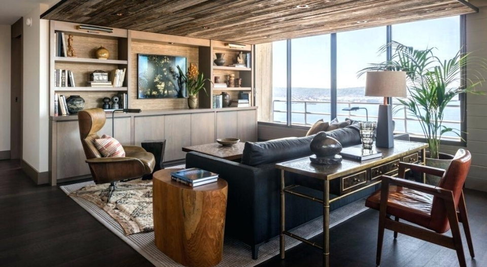Male Living Space Room