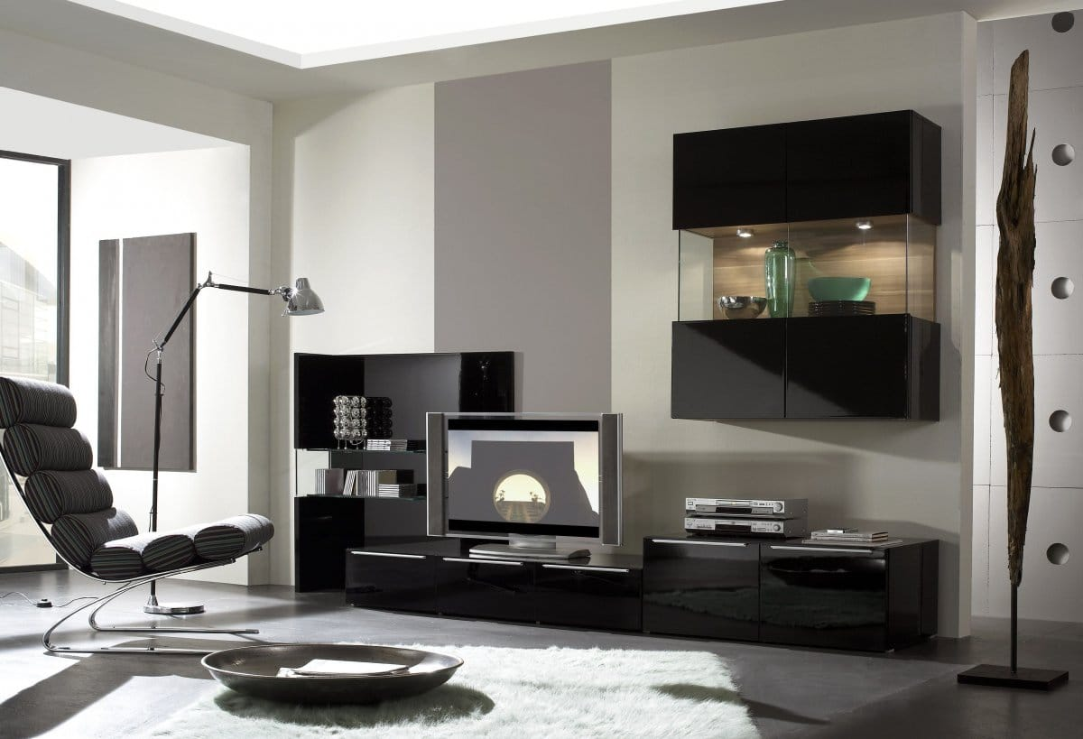 Male Living Space TV Stand