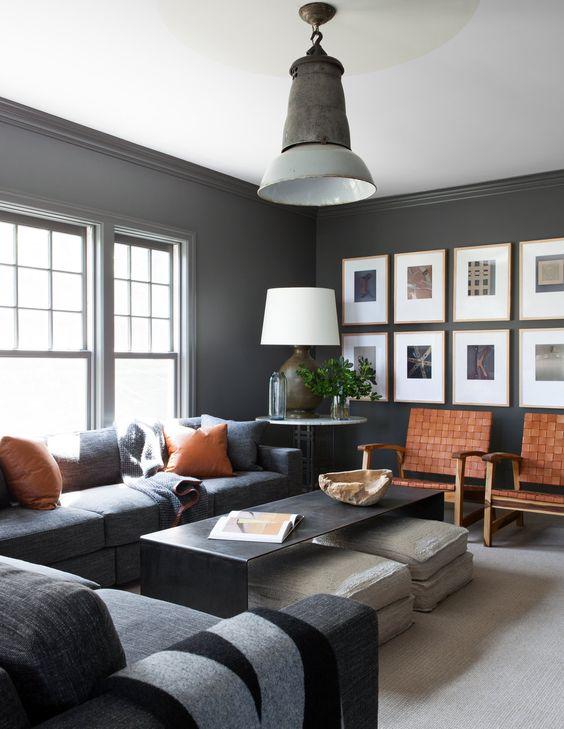 Modular Male Living Room Ideas