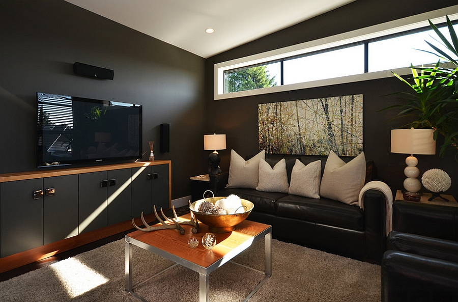 Tiny Male Living Space Design Ideas