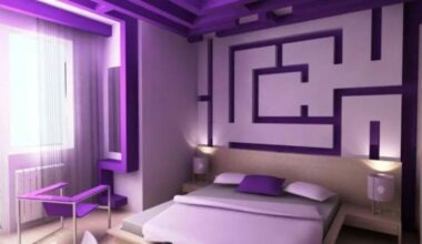 What Colours Go Good with Purple? Inspiration For Remodeling Interior 5