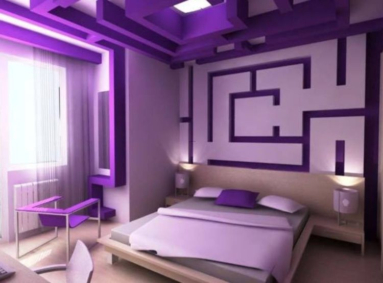 What Colours Go Good with Purple? Inspiration For Remodeling Interior 6