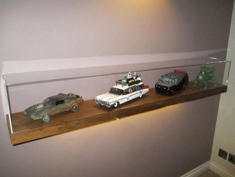 DIY Display Cases Ideas
