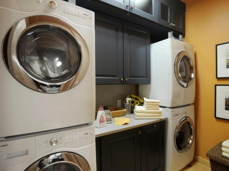 Basement Laundry Room 4