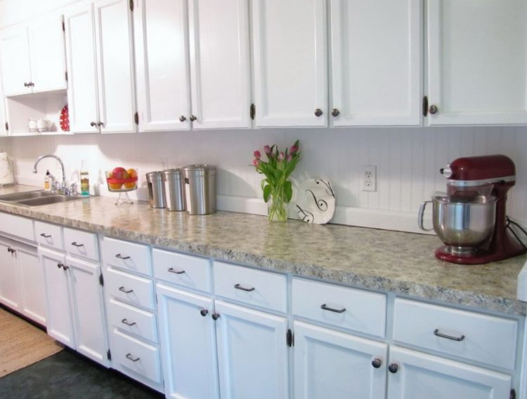 Exceptional Beadboard Backsplash Part - 2: Beadboard Backsplash DIY