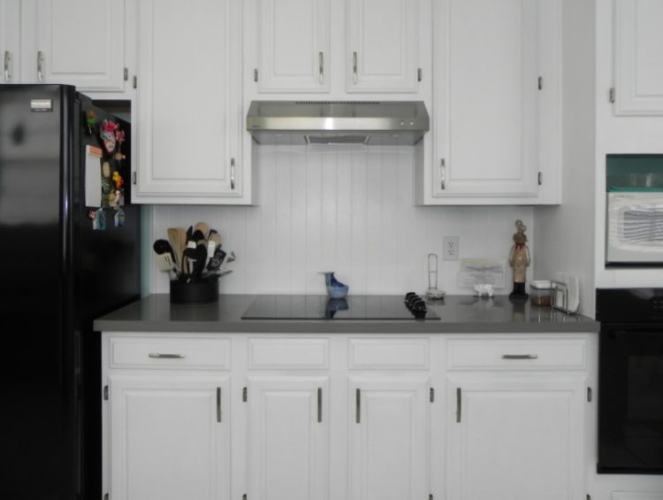Beadboard Backsplash Ideas