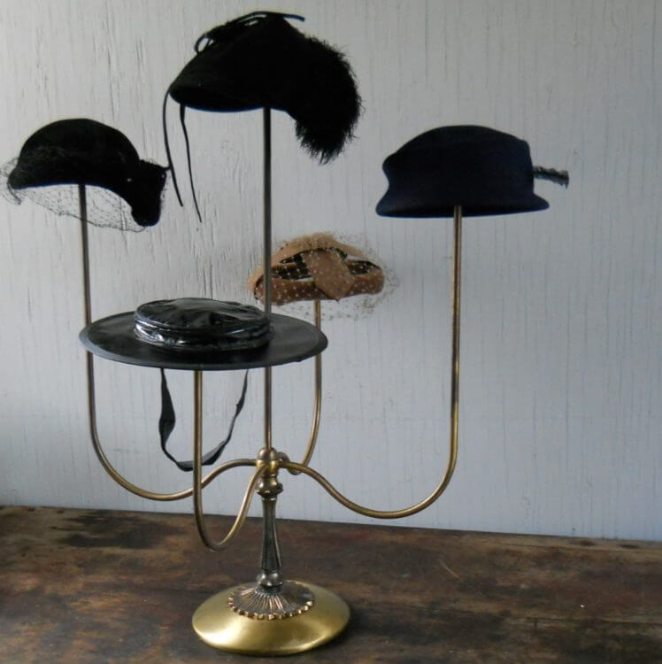 hat rack ideas design - Creative Hat Racks