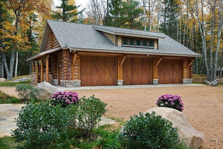 40 Best Detached Garage Model For Your Wonderful House